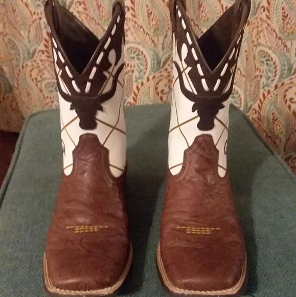 279be1e700c Ariat Dakota Dogger Western Boots